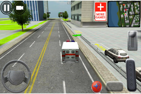 City Ambulance Driving 3D - Android Apps on Google Play