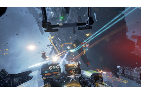 Preview – EVE: Valkyrie is the First 'Must Have' VR Game ...