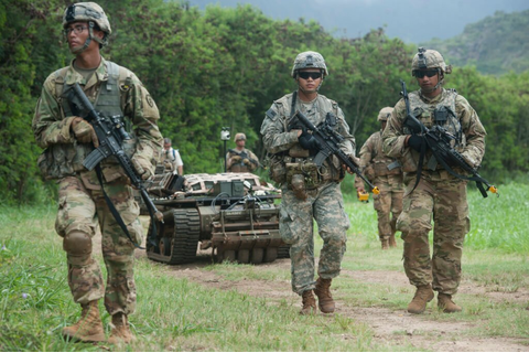 Army Must Be Ready For Multi-Domain Battle In Pacific ...