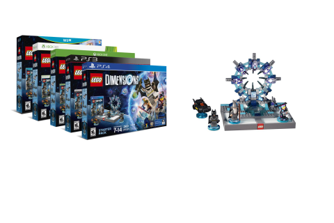 Amazon.com: LEGO Dimensions Starter Pack - PlayStation 4 ...