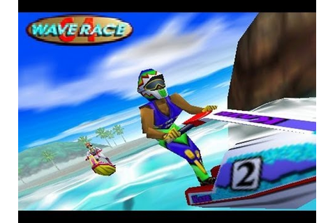 CGRundertow WAVE RACE 64 for Nintendo 64 Video Game Review ...