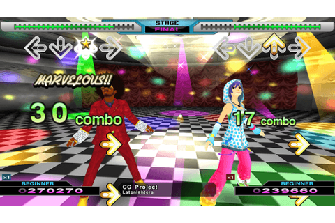 Dance Dance Revolution X2, Arcade Video game by Konami ...