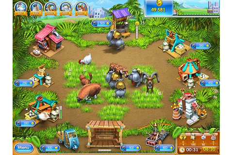 Farm Frenzy 3 > iPad, iPhone, Android, Mac & PC Game | Big ...