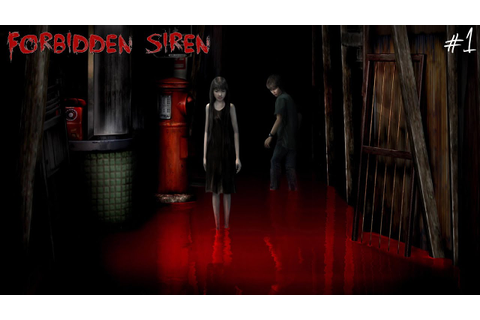 ♠Forbidden Siren - Part One - Horror Hentai!!!♠ - YouTube