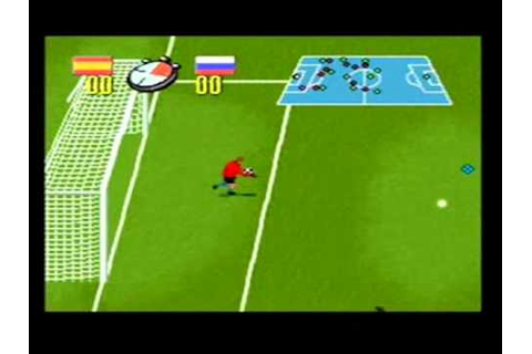 Champions World Class Soccer (SNES) Gameplay 1/2 - YouTube