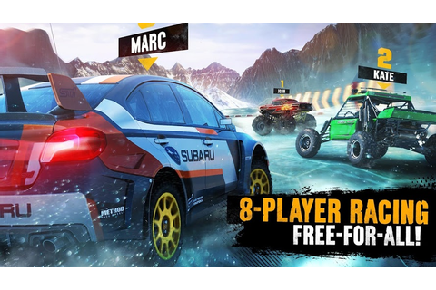 Download Asphalt Xtreme on PC with BlueStacks