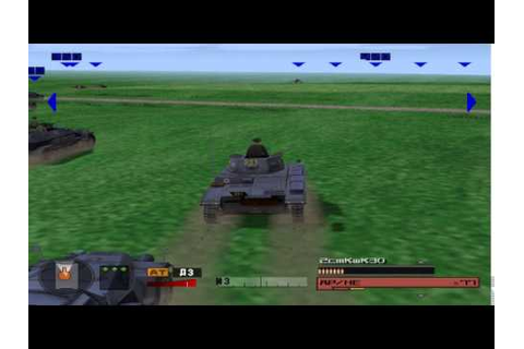 (PS2) Panzer Front Ausf.B (SLPS-25354) GamePlay PSXPLANET ...