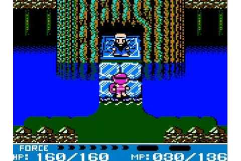 Crystalis (GBC) - Part 4: Ice Bridges Are All the Rage ...