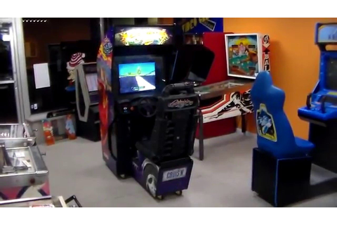 Cruis'n Exotica Arcade Game! Nintendo MIdway Classic ...