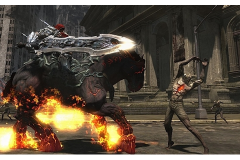 Darksiders Game - Free Download Full Version For PC