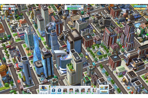 Zynga Releases CityVille 2 Amid Its Recent Layoffs and ...