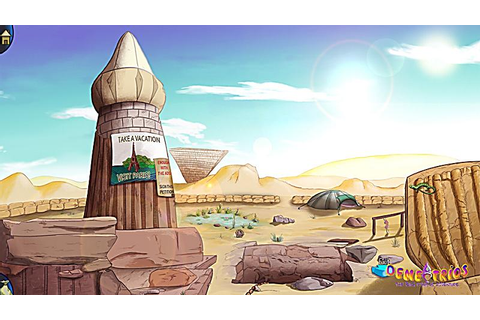 Demetrios: A BIG Cynical Adventure Software & Games ...