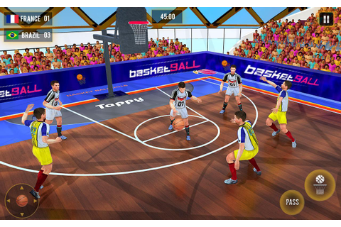 Fanatical Star Basketball Game: Slam Dunk Master for ...