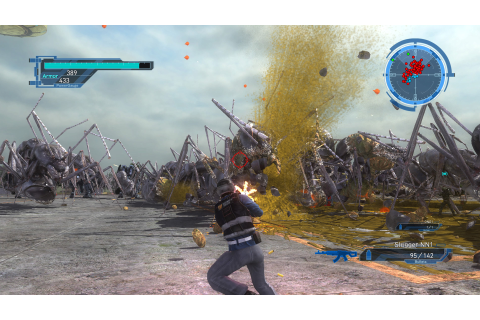 Earth Defense Force 5 Game Reviews | Popzara Press