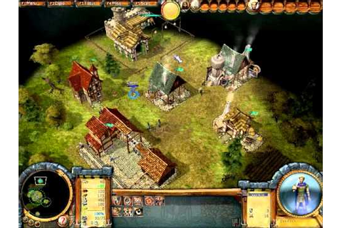 The Settlers : l'heritage des rois : missions 2 (1) - YouTube