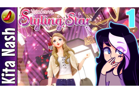 Style Savvy Styling Star Gameplay Demo: PREPARE FOR ...