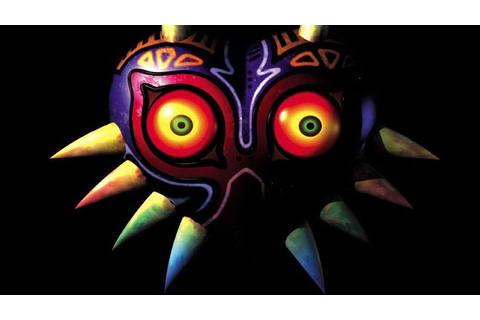 The Legend of Zelda: Majora's Mask 3D to release next year ...