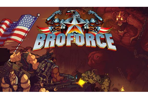 Broforce for the PS4 review – Twinstiq