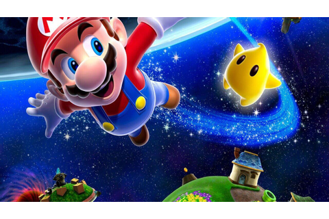 Is Super Mario Galaxy The Game Nintendo Co., Ltd (ADR ...
