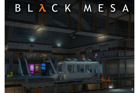 Black Mesa Game Mod Now Available Via Steam Early Access ...