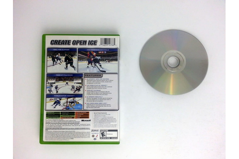 NHL 2005 game for Xbox | The Game Guy