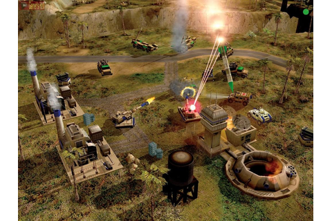 Command and Conquer Generals: Command and Conquer Generals ...