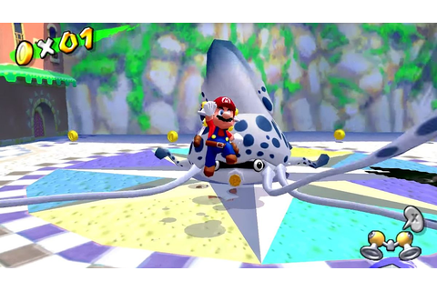 Super Mario Sunshine reaches 60fps with new Dolphin hacks ...