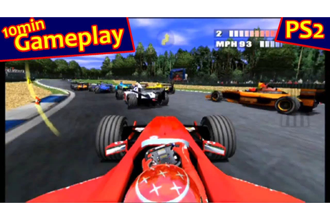 F1 2002 ... (PS2) - YouTube