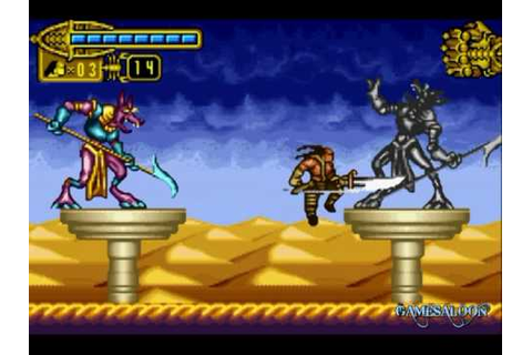 [GBA] The Scorpion King: Sword of Osiris by Stobczyk 2/7 ...