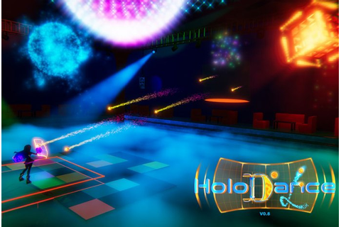 Holodance VR Game Review - Dance, Slide and Spin Notes as ...