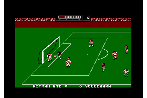 Download Match Day II (Amstrad CPC) - My Abandonware