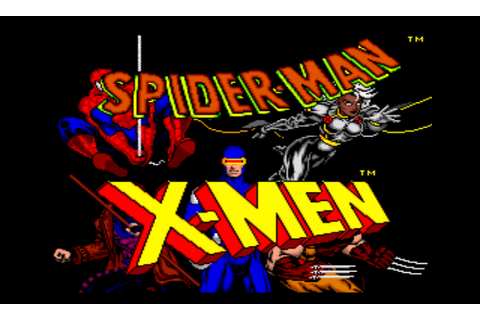 Spider-Man and the X-Men in Arcade's Revenge (Europe) ROM