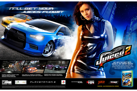 Juiced 2 hot import nights | Mac download, Game maker ...