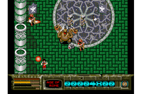 Download Time Soldiers (Amiga) - My Abandonware