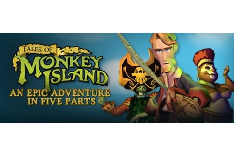News - Daily Deal - Tales of Monkey Island, 75% off!