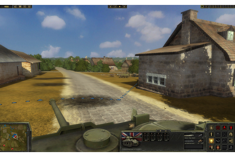 Download Theatre of War 2 - Battle for Caen Full PC Game