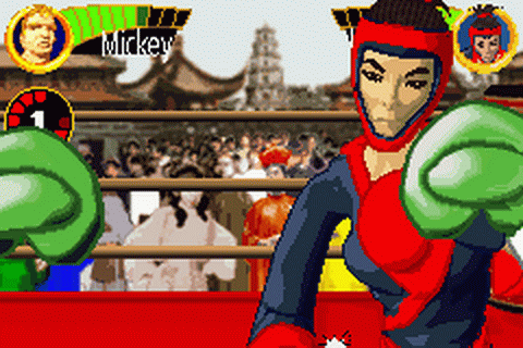Play Boxing Fever Nintendo Game Boy Advance online | Play ...