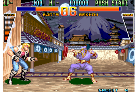 Kaiser Knuckle (Ver 2.1O 1994/07/29) ROM Download for MAME ...