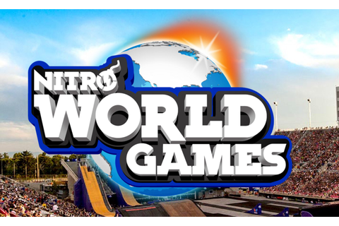 """Nitro World Games All Access 2nd Drop"" Takes Fans Behind ..."