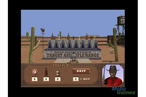 Download Dust: A Tale of the Wired West - My Abandonware