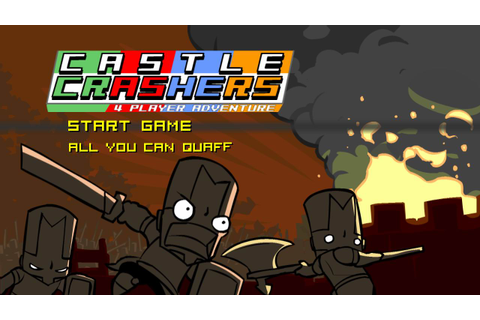 Castle Crashers – Awesome Radical Gaming