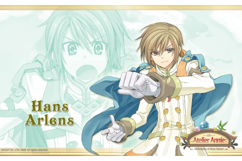 Atelier Annie Alchemists of Sera Island Wallpaper 003 Hans ...