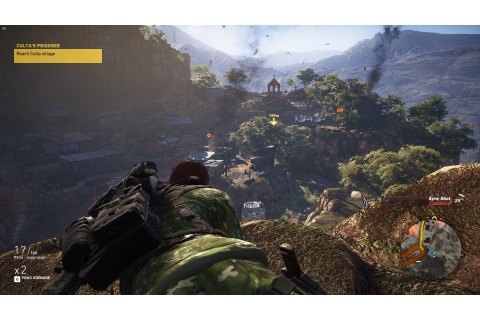 Ghost Recon: Wildlands PC performance review: A big ...