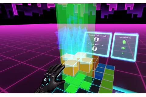 The Classic Arcade Block Puzzle Game: Block Wave VR ...