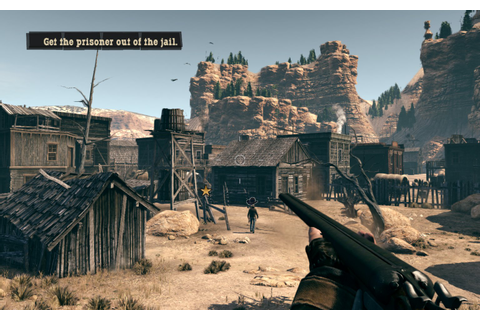 MiikaHweb - Game : Call of Juarez: Bound in Blood