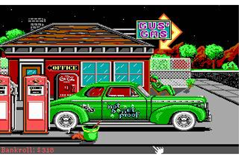 Street Rod Download (1989 Simulation Game)
