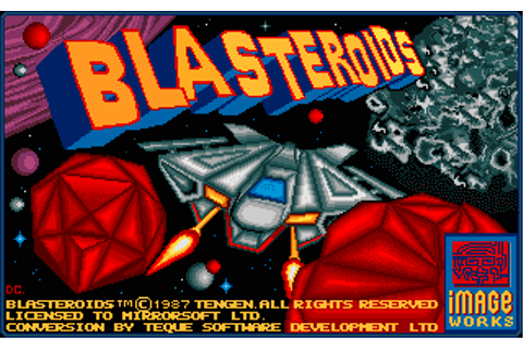 Download Blasteroids - My Abandonware