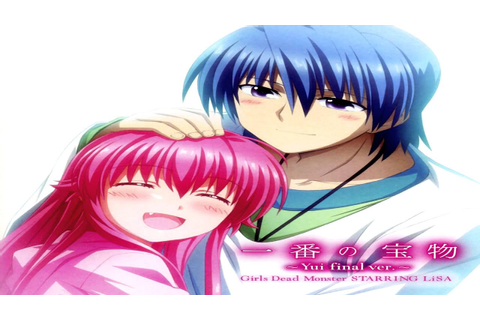 Angel Beats! Extra: Day Game - YouTube