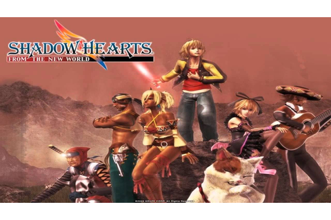Shadow Hearts 3 From the New World ALL 106 CUTSCENES - YouTube