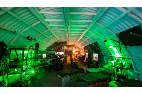 Microsoft Builds Real Life Apocalypse Bunker For State of ...